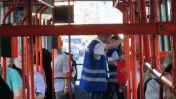 Scene revoltătoare în Bucureşti! Tatăl unei fete amendate în RATB i-a bătut pe controlori / Foto: Arhiva
