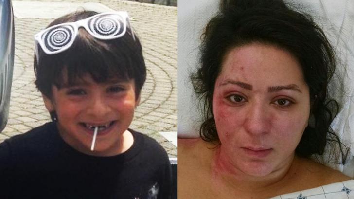 Cruzime inimaginabilă! O mamă și-a otrăvit propriul fiu, apoi i-a dat foc pentru a șterge urmele