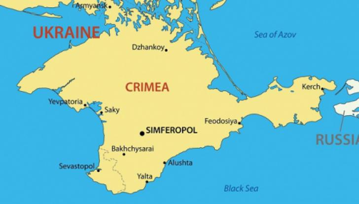 Rusia vrea să ridice un gard între Peninsula Crimeea și Ucraina