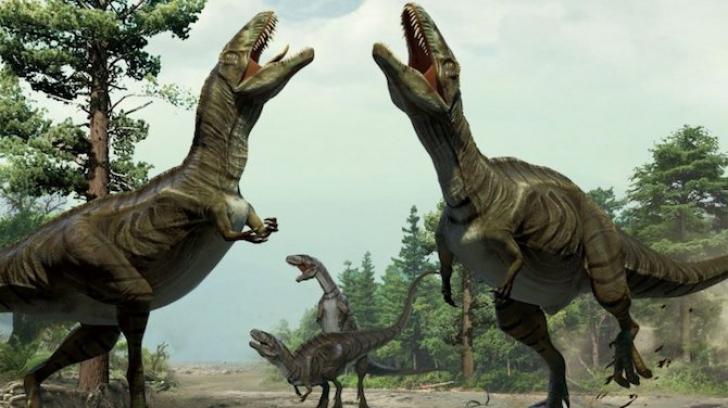 Cum făceau sex dinozaurii. Detalii uimitoare