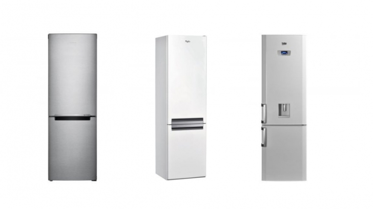 Reduceri eMAG frigidere. TOP 10 cele mai bune oferte