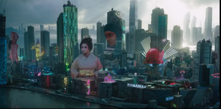 """''Ghost in the Shell'' și ''The Boss Baby'' au ambiția să detroneze """"Beauty and the Beast"""""""
