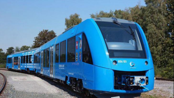 Primul tren eco a intrat făcut prima cursă! Cum funcționează acesta