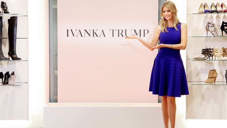 Brandul Ivanka Trump a înregistrat o creştere spectaculoasă a vânzărilor online