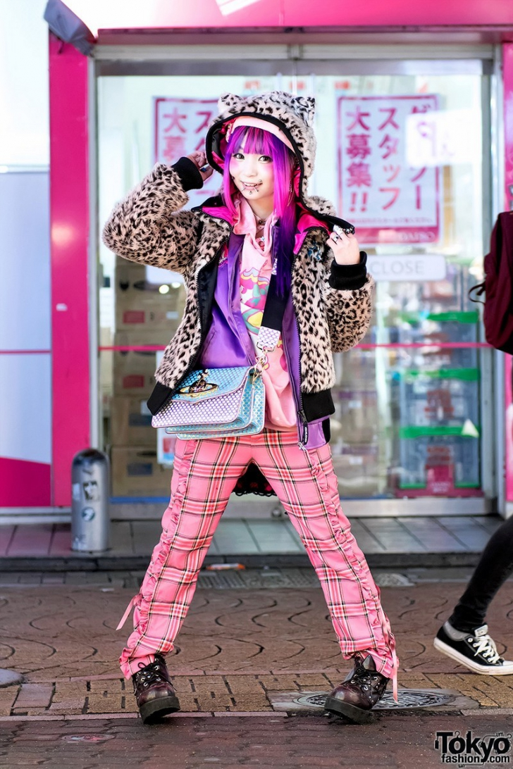 Cum arată MODA STRĂZII în Tokyo! Stilul, ridicat la rang de artă - imagini NEBUNE