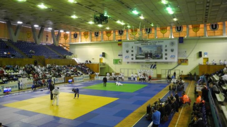 Campionatul Naţional de Judo aduce în weekend la Cluj peste 500 de sportivi