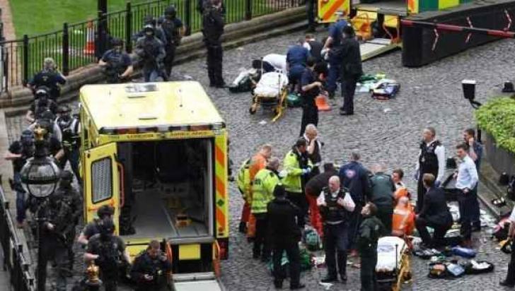 """Două arestări """"semnificative"""" după atacul de la Londra. Poliția anunță numele real al atentatorului"""
