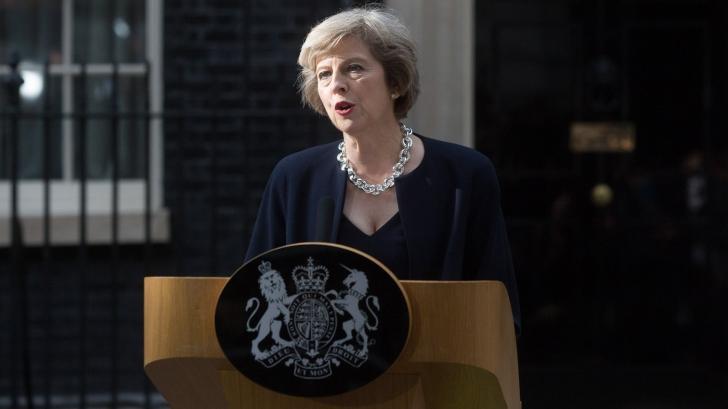 Discurs Theresa May: După Brexit, vom fi mai uniţi şi mai puternici