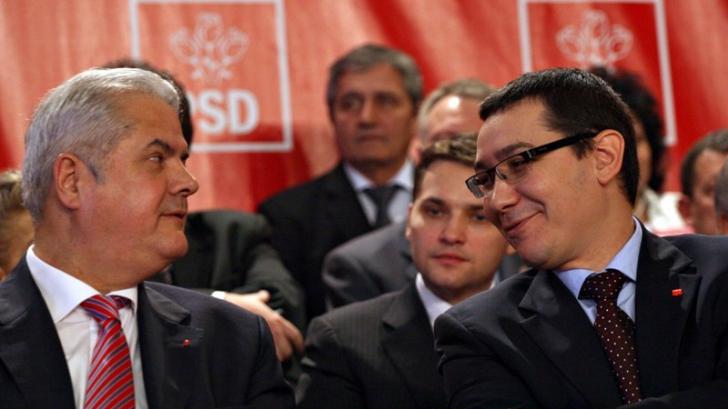 """Victor Ponta vine în apărarea lui Năstase: """"Afirmaţia lui Dragnea, o aroganţă şi o jignire inutilă"""""""