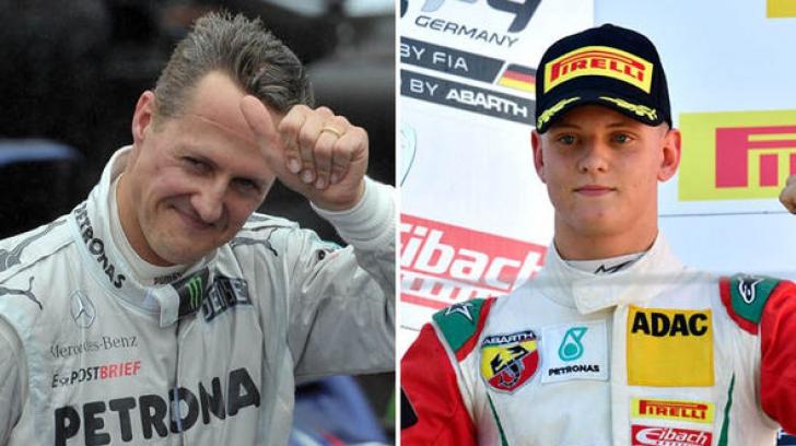 Anunţul pe care l-a făcut fiul lui Michael Schumacher, Mick. E prima dată când vorbeşte despre asta
