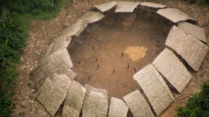 Un trib din Amazon a primit despăgubiri record, în urma unui accident aviatic