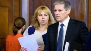 Dacian Cioloș și Anca Dragu