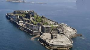 Insula fantomă din Japonia