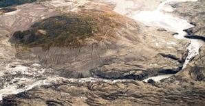 Râul care a dispărut în 4 zile
