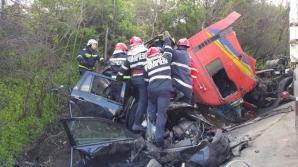 Accident tragic în Olt