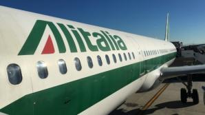 Compania aeriană Alitalia a anulat 60% din zboruri. Motivul?