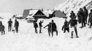 Avalanşă la Bâlea Lac, acum 40 de ani