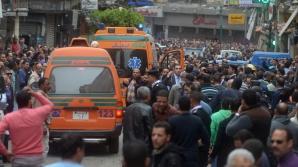 Atac sinucigaș în Alexandria, Egipt