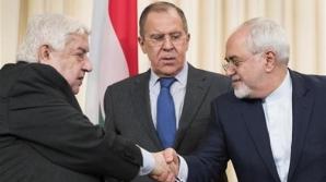 Întânire tripartită Iran, Siria, Rusia