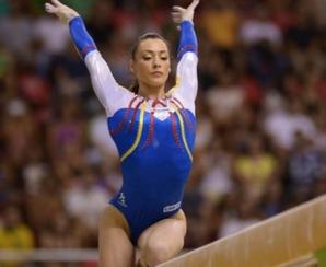 Cătălina Ponor, campioană europeană la bârnă! Larisa Iordache - medalie de bronz