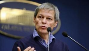 Fostul premier Dacian Cioloş exclude înfiinţarea unui nou partid