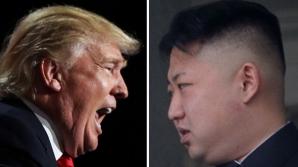 Trump acțiune lângă Coreea de Nord