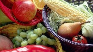 Cele mai murdare fructe şi legume