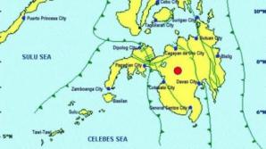 Cutremur de 6 grade în Filipine