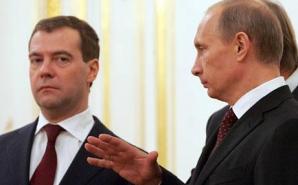 Medvedev și Putin