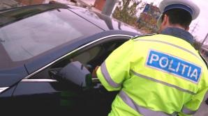 Politia Rutiera, control de rutina