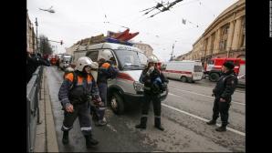 Sankt-Petersburg atentat