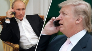 Convorbire Trump - Putin
