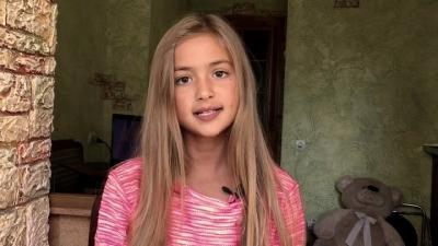 O moldoveancă de 12 ani a UIMIT juriul de la Vocea Rusiei Junior cu o melodie românească
