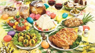 Ce fel de mâncare nu trebuie să lipsească de pe masa de PAŞTI