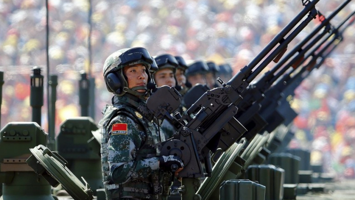 Armata Chinei, în alertă maximă