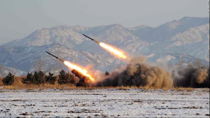 INCREDIBIL Ce se întâmplă la baza nord-coreeană unde ar trebui să se pregătească un test nuclear