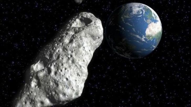 Asteroidul nu amenință Terra