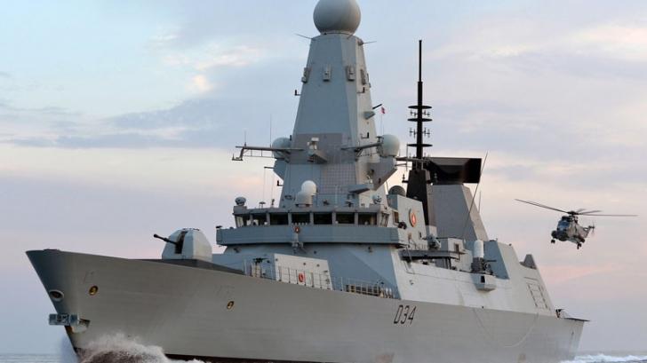 Nava britanică