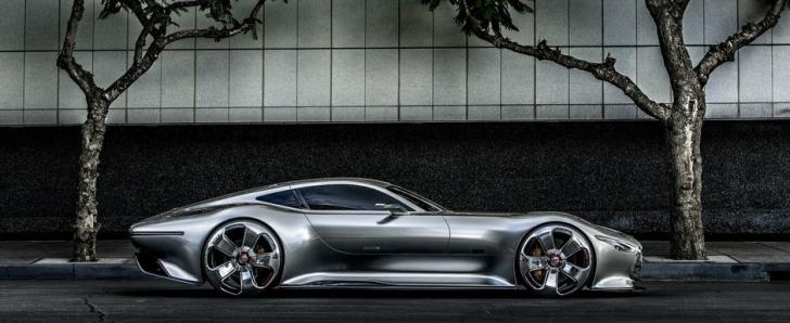 Mercedes pregăteşte maşina viitorului.Cum arată Project One, bolidul de 1,6 litri şi 1000 Cai Putere