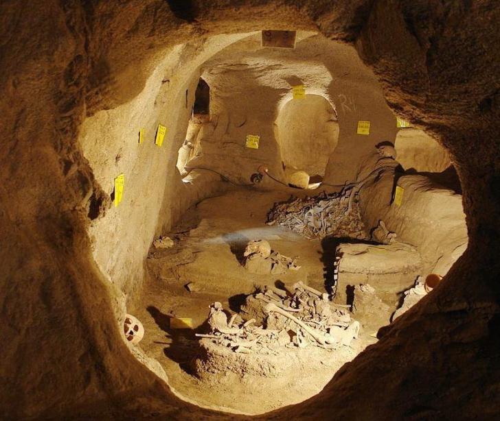 Cum arată oraşul din Iran, vechi de 2000 de ani, descoperit în subteran
