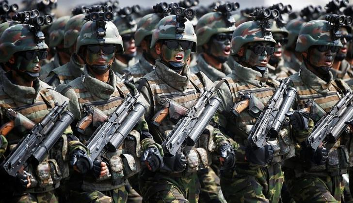 Cum arată forțele speciale ale lui Kim Jong un