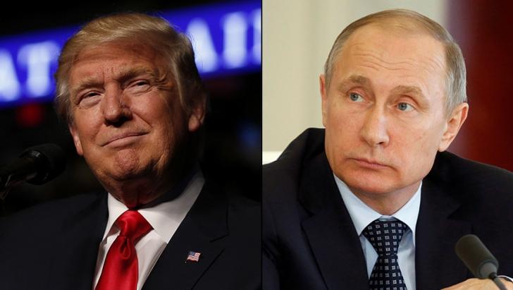 Vladimir Putin și emisarul lui Trump