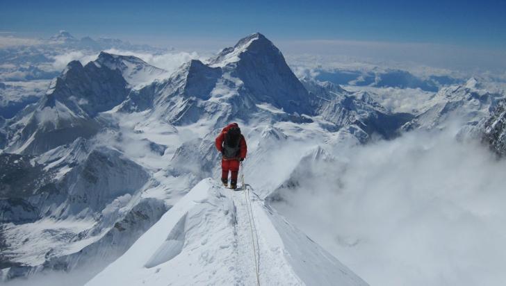 Moarte pe Everest. Cel mai bun alpinist al lumii a sfârșit într-un cumplit accident