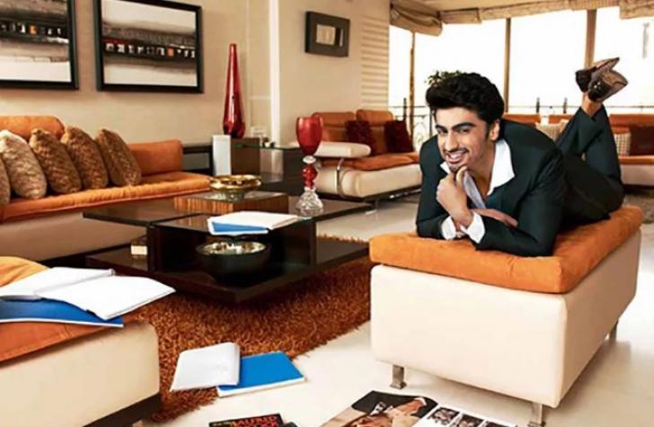 Casele actorilor de la Bollywood sunt adevărate OZN-uri căzute pe Pământ. Luxul cunoaşte noi limite