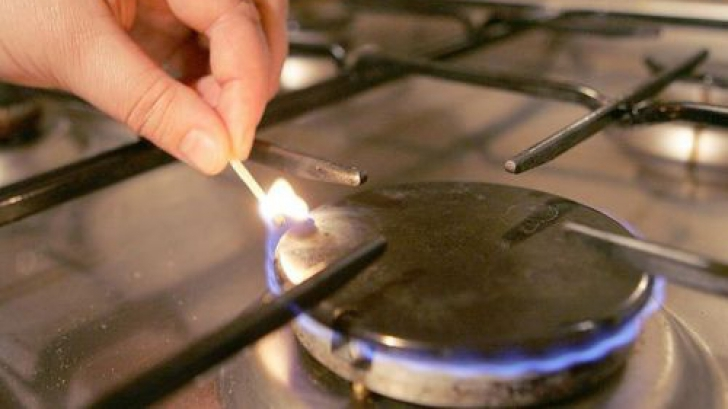 Gazele pentru consumatorii casnici, mai scumpe cu 2%, începând de astăzi
