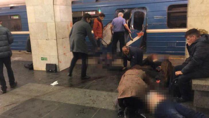 Atentatul din Sankt Petersburg a fost revendicat.Atacatorul a acţionat la ordinele grupării Al-Qaida