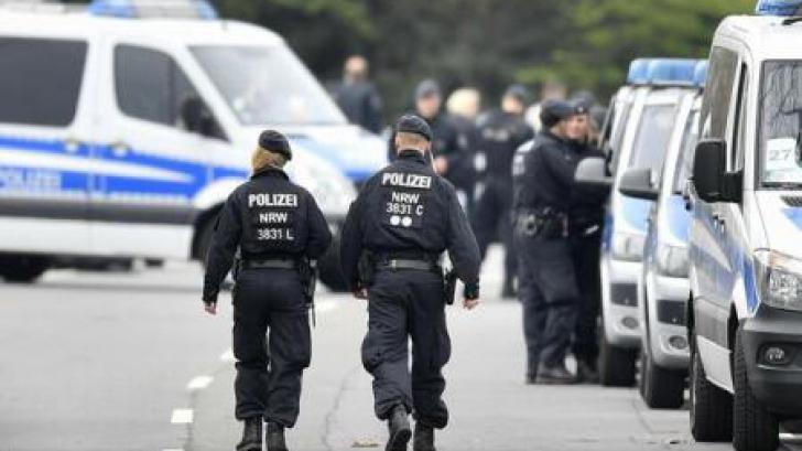 Ameninţare cu bombă la o gară din Berlin