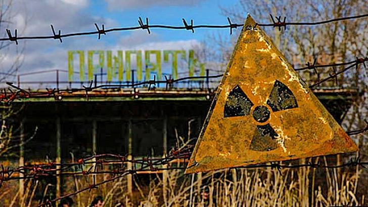 Cum arată Cernobîlul la 31 de ani de la dezastrul nuclear. Filmare spectaculoasă cu drona