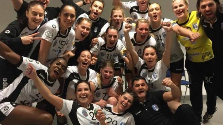 Handbal feminin: CSM București a câștigat BRONZUL în Liga Campionilor