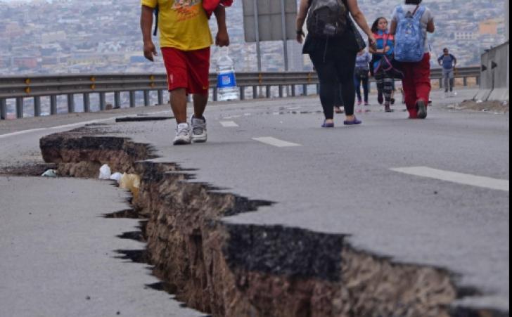 Cutremur în Chile